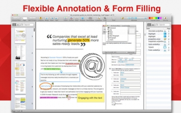 Annotate PDF -  Fill Forms, Take Note & Editor スクリーンショット3