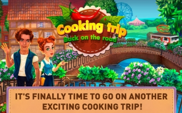 Cooking trip: Back on the road スクリーンショット1