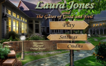 Laura Jones and the Gates of Good and Evil スクリーンショット1