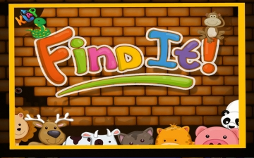 Play Peek A Boo - Toddler Treasure HD Pro スクリーンショット1