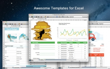 Awesome Templates - for Microsoft Office Edition スクリーンショット4