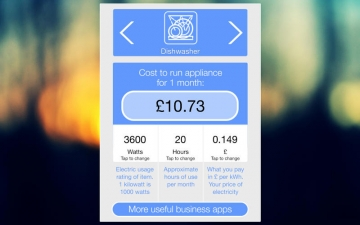 Electricity Cost Calculator for British Gas スクリーンショット1