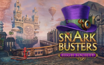 Snark Busters: High Society スクリーンショット1