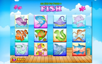 123 Kids Fun PUZZLE GOLD - Puzzle for Kids スクリーンショット4