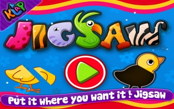 Jigsaw - Preschool Puzzles for kids Pro スクリーンショット1