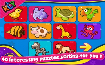 Jigsaw - Preschool Puzzles for kids Pro スクリーンショット2