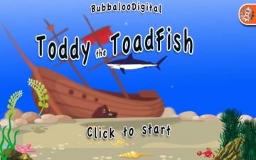 Toddy the Toadfish スクリーンショット1