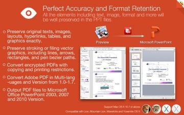 PDF to PowerPoint by Feiphone スクリーンショット4