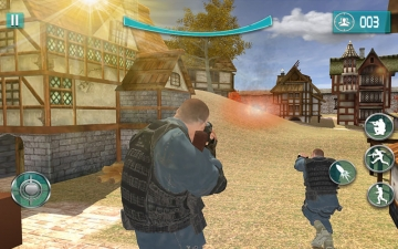 Ghost Marine Shooter FPS Pro スクリーンショット4