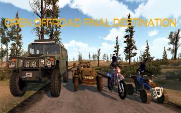 Open Off Road Final Destination スクリーンショット1