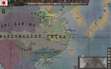 Hearts of Iron III Collection スクリーンショット4