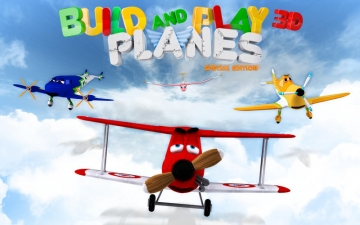 Build and Play 3D - Planes Special Edition スクリーンショット1