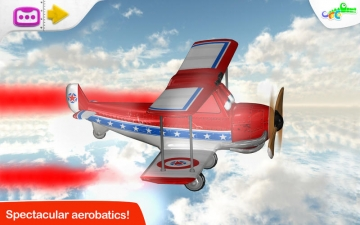 Build and Play 3D - Planes Special Edition スクリーンショット4