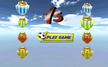 Football Soccer Real Game 3D 2014 (Most Amazing Real Football Game is Back) スクリーンショット5