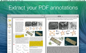 Highlights - Read and Annotate PDFs, Take Notes, Share Summaries スクリーンショット1