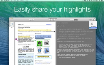 Highlights - Read and Annotate PDFs, Take Notes, Share Summaries スクリーンショット3