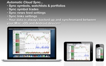 StockSpy - Free Stocks, Watchlists, Stock Market Investor News, Real Time Quotes & Charts スクリーンショット5