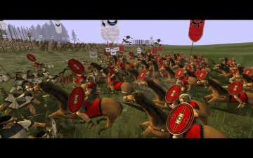 Rome: Total War - Gold Edition スクリーンショット5