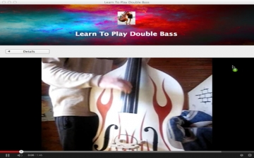Learn To Play Double Bass スクリーンショット3