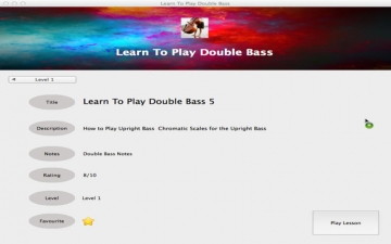 Learn To Play Double Bass スクリーンショット5