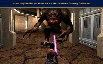 Star Wars® Jedi Knight: Jedi Academy スクリーンショット1