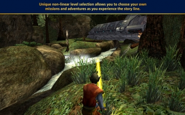 Star Wars® Jedi Knight: Jedi Academy スクリーンショット2
