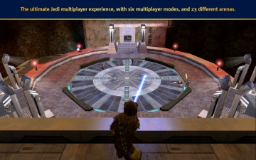 Star Wars® Jedi Knight: Jedi Academy スクリーンショット3