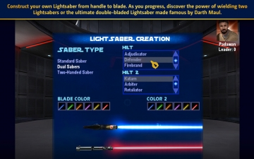 Star Wars® Jedi Knight: Jedi Academy スクリーンショット4
