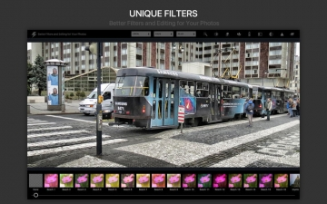 Afterglow Photo Filter Pro - Better Filters and Editing for Your Photos スクリーンショット3