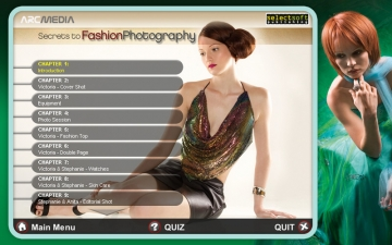 Secrets to Fashion Photography スクリーンショット5