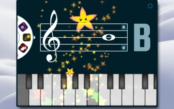 Piano Star! - Learn To Read Music スクリーンショット1