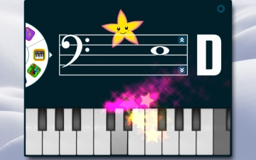 Piano Star! - Learn To Read Music スクリーンショット2