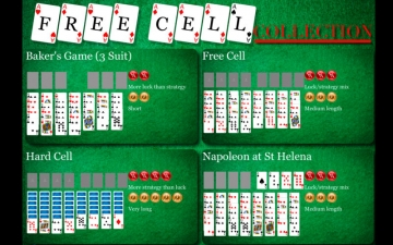 Free Cell Collection スクリーンショット3