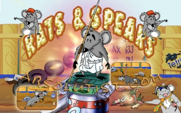 Rats and Spears スクリーンショット1