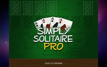 Simply Solitaire Pro スクリーンショット1