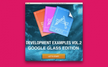 Development Examples Vol.2 (Google Glass edition) スクリーンショット1