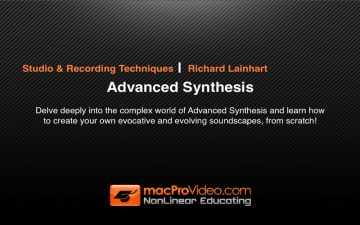 Advanced Synthesis by Richard Lainhart スクリーンショット1
