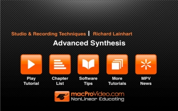 Advanced Synthesis by Richard Lainhart スクリーンショット2