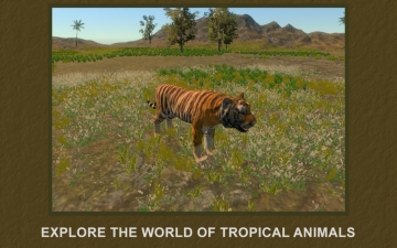 Explain 3D Tropical and African animals スクリーンショット5