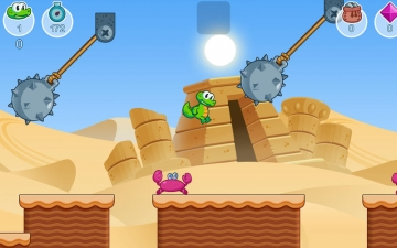 Croc's World Construction Kit (Level Maker) スクリーンショット5
