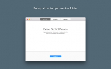 Backup Contact Pictures スクリーンショット1