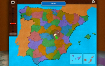 GeoFlight Spain: Learning Spanish Geography made easy and fun スクリーンショット4