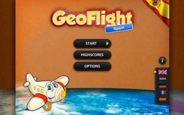 GeoFlight Spain: Learning Spanish Geography made easy and fun スクリーンショット5
