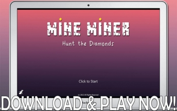 Mine Miner - Hunt the Diamonds スクリーンショット5