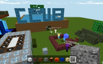 World of Cubes - block building game with multiplayer スクリーンショット3