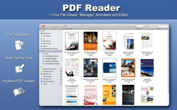 PDF Reader - Your File Viewer, Manager, Annotator and Editor スクリーンショット1