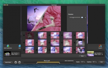 Photo Movie Maker Pro - Fine スクリーンショット4