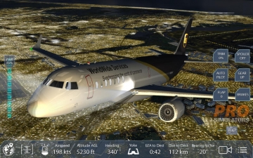 Pro Flight Simulator New York Premium Edition スクリーンショット2