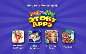 The Year of the Dragon in 3D - A Peek 'n Play Story App スクリーンショット5