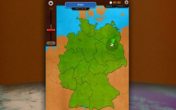 GeoFlight Germany: Learning German geography made easy and fun スクリーンショット1